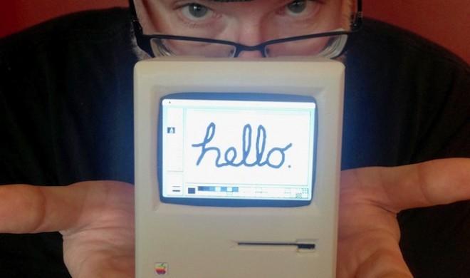 Netzfundstück: Der kleinste Mac der Welt