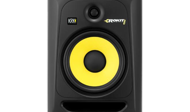KRK Rokit 8 G3 - Aktiv-Monitore der dritten Generation