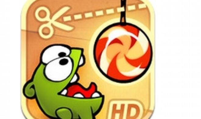 """App-Store-Highlight: iOS-Hit """"Cut the Rope"""" erstmals kostenlos erhältlich"""