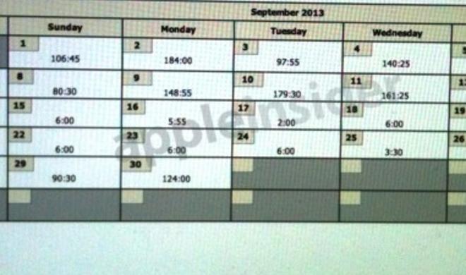 Apple schränkt Urlaubszeit für AppleCare-Angestellte vom 15. bis 28. September ein