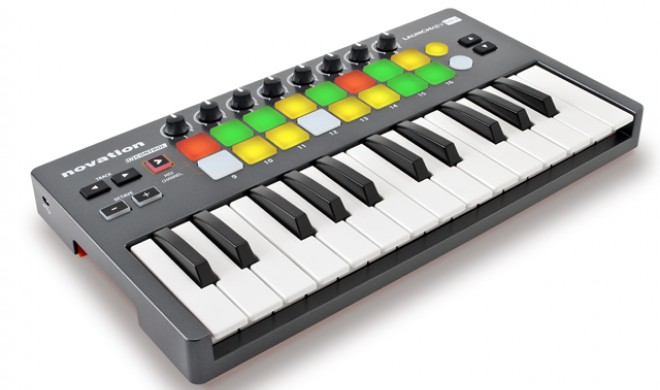 Novation Launchkey Mini - Portabler Midi-Controller