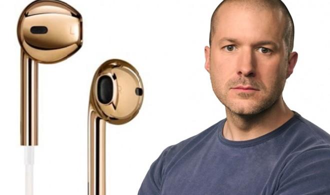 Für den guten Zweck: Jony Ive & Marc Newson designen goldene EarPods, Leica-Kamera, Steinway-Piano und mehr