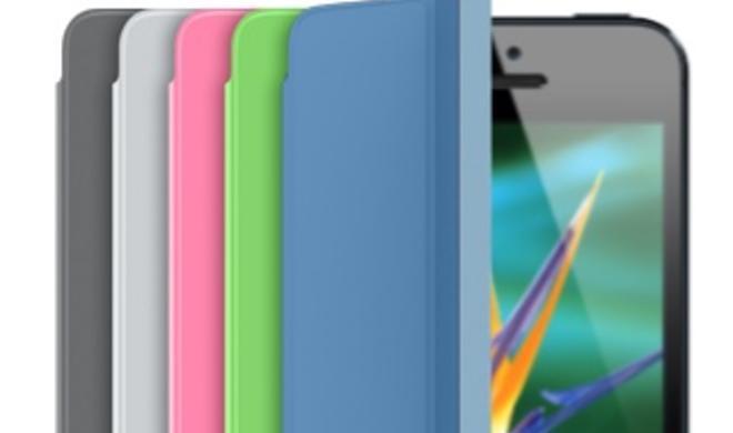 Zubehör direkt von Apple: Bekommt das iPhone 5 und das neue iPhone 5S eine Leder-Hülle?
