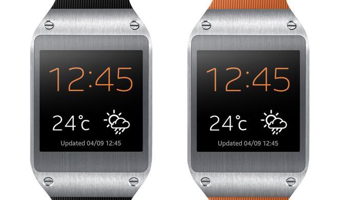 Gefloppt: Samsung hat nur 50.000 Galaxy Gear Smartwatches verkauft