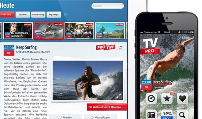 Live TV: TV-Streaming-App anlässlich der IFA 2013 kostenlos erhältlich