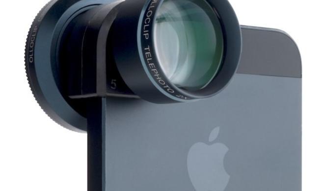 Ausprobiert: Olloclip-Telephoto-Objektiv im Test