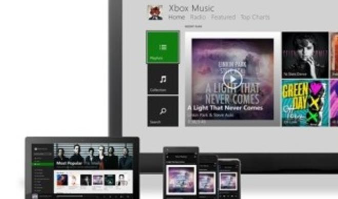 """Musik-Dienst """"Xbox Music"""" ab sofort auch auf iPhone und iPad verfügbar"""