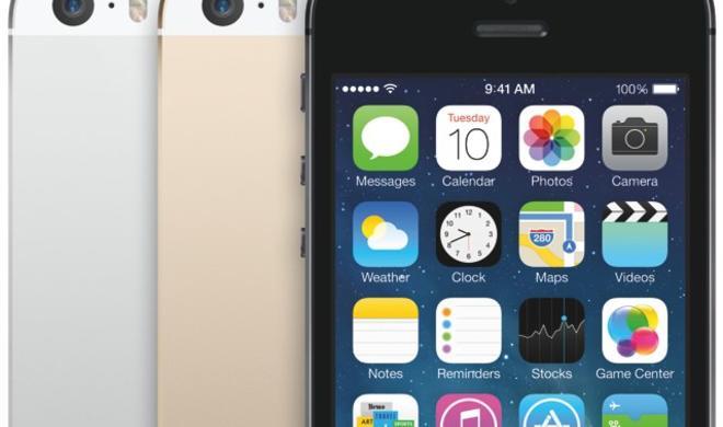 Apple präsentiert das iPhone 5S