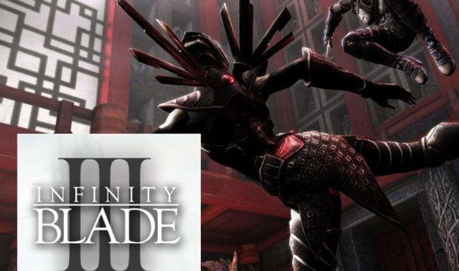 """Top-Grafik auf dem iPhone 5S: Epic Games enhüllt """"Infinity Blade 3"""" und veröffentlicht ersten Trailer"""