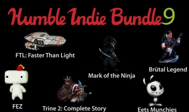 Humble Indie Bundle 9: FEZ und Mark of the Ninja erstmals für den Mac erhältlich