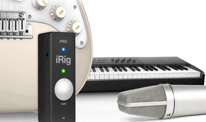 IK Multimedia iRig PRO - Midi/Audio Interface für iOS