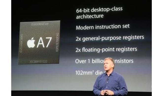 iPhone-5s-Innenleben: A7-Chip ist ein Dual-Core-Chip, genauso viel RAM wie im iPhone 5