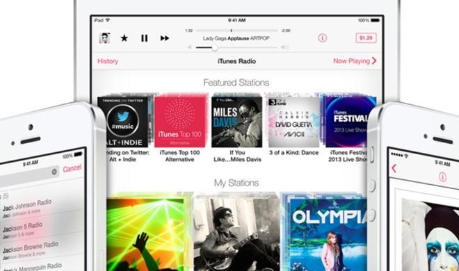 iTunes Radio startet in Australien