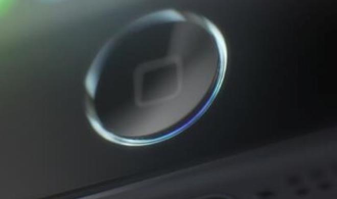 iPhone 5S: So könnte der Home-Button mit Fingerabdruck-Sensor aussehen