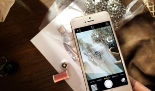 Kooperation mit Apple: Burberry verwendet iPhone 5s für Fashion-Show