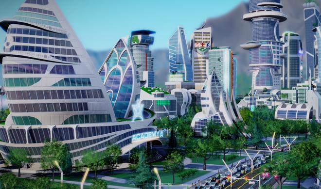 """SimCity: Erweiterungspaket """"Cities of Tomorrow"""" für Mac OS X angekündigt"""