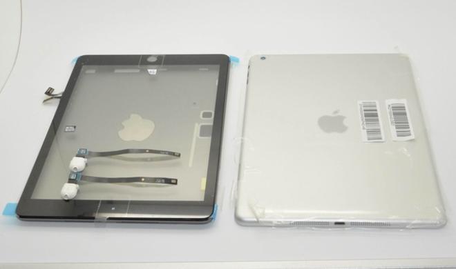 iPad 5: Bilderstrecke zeigt neues Apple-Tablet in Spacegrau