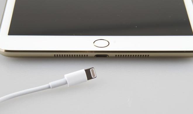 iPad mini 2: In Gold und mit Touch ID?