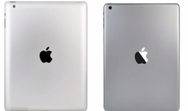 Video: iPad 5, iPad 4 und iPad mini im Vergleich