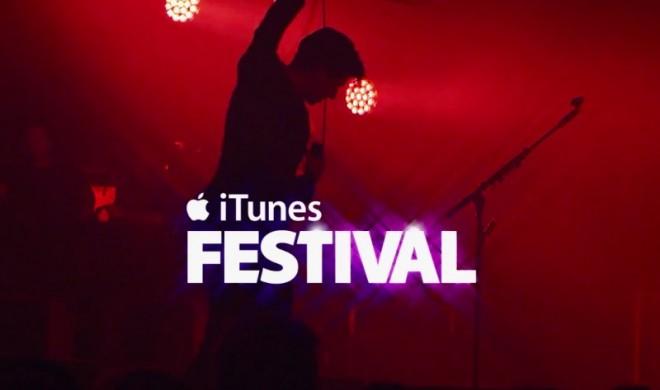 Best of iTunes Festival 2013: Apple veröffentlicht Zusammenschnitt der Highlights