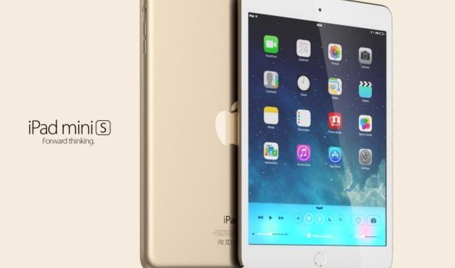 Neue iPad-Modelle 2013: Vermutlich ohne Touch ID und ohne Option auf goldfarbenes Gehäuse