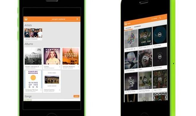 Konkurrenz für iTunes Match: Google Music All Access für iOS angekündigt