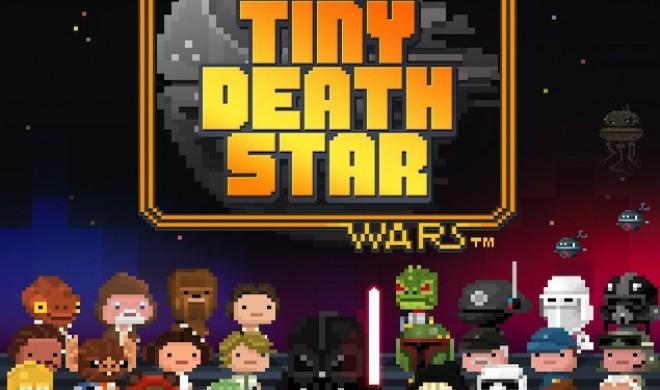 Disney und NimbleBit kündigen Star Wars: Tiny Death Star an