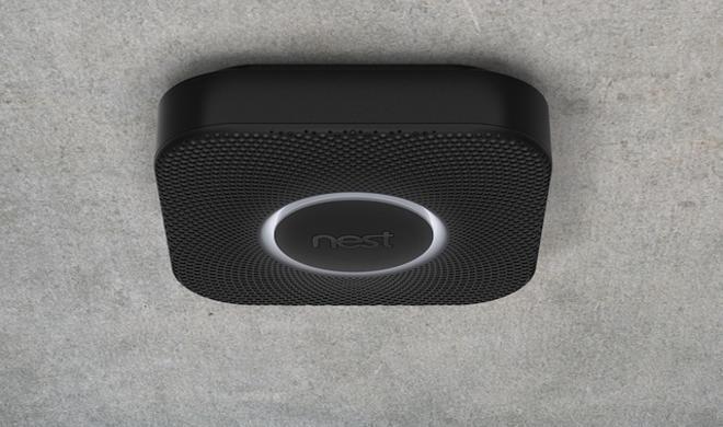 Nest Protect: Designer-Rauchmelder mit iOS-Anbindung