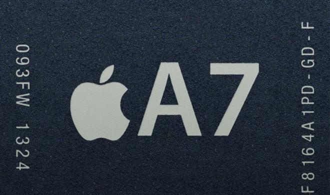 A7-Chip mit 64-Bit-Architektur ein Hinweis auf ein 13-Zoll-iPad?