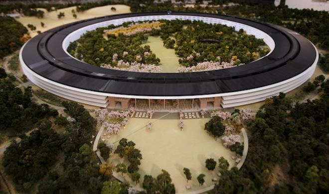 """Apples """"Raumschiff""""-Campus: Stadtrat von Cupertino gibt grünes Licht"""
