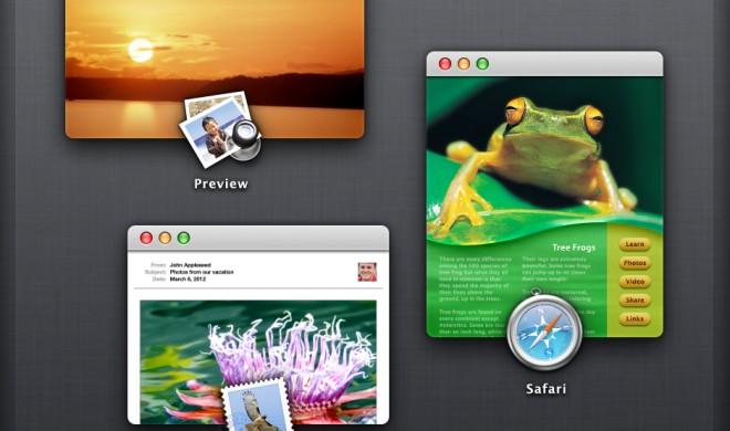 OS X Mavericks: Mission Control - schnelle Übersicht oder geordnete Darstellung?