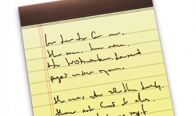 OS X Mavericks: Notizen - Ordner für Notizen anlegen
