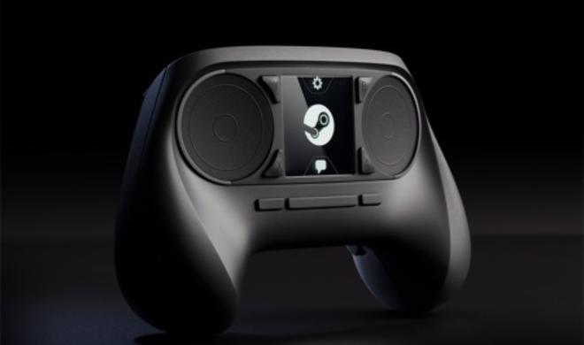 Valve zeigt Steam Controller, kompatibel mit dem Mac
