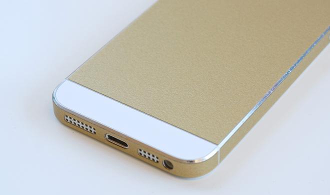 Sofort verfügbar: iPhone 5s Gold für 15 Euro