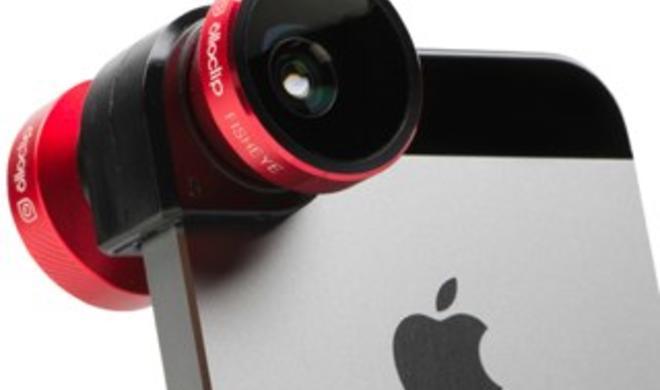 Olloclip kündigt neues 4-IN-ONE-Linsenset für das iPhone an