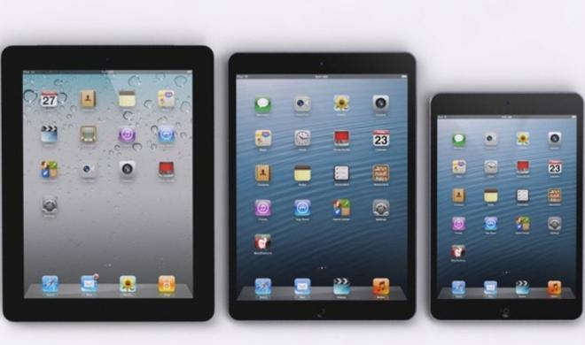 The Wall Street Journal bestätigt iPad mini mit Retina-Display und iPad 5 im neuen Design
