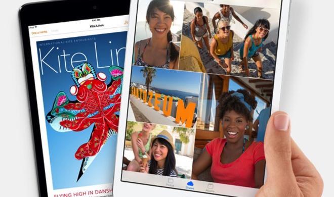 Endlich: Apple enthüllt iPad mini mit Retina-Display