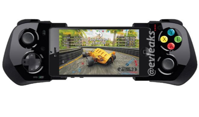 MOGA-Gamepad für iPhone: Zwei Analogsticks, eigener Akku