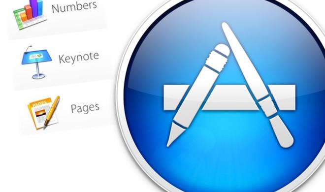 Apple liefert Updates für Keynote, Pages und Numbers aus