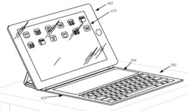 Überraschung zum iPad-Event: Smart Cover mit integrierter Tastatur?