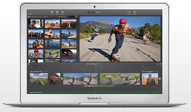 Apple veröffentlicht iMovie für Mac 10.0.3