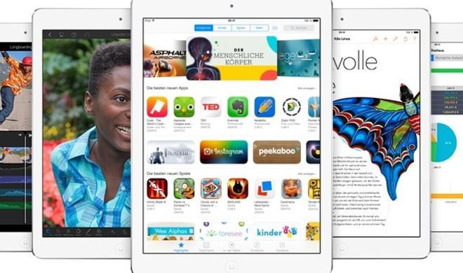 Test: iPad Air, das neue Apple-Tablet in Text, Bild und Video