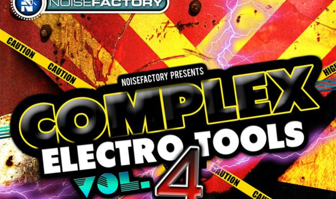 Noisefactory Complex Electro Tools Vol. 4 Sample Pack