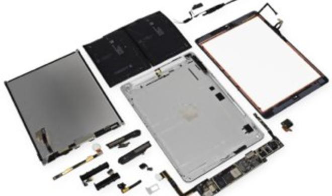 iPad Air: Teardown enthüllt Innenleben
