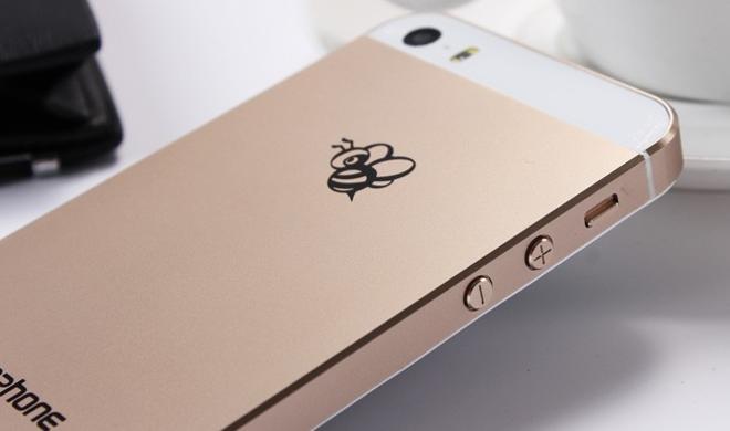 GooPhone klont iPhone 5s bereits zum zweiten Mal