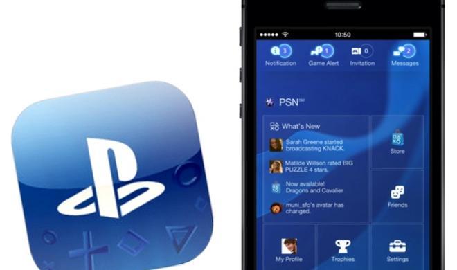 Vor dem PlayStation-4-Verkaufsstart: Sony veröffentlicht offizielle Begleiter-App