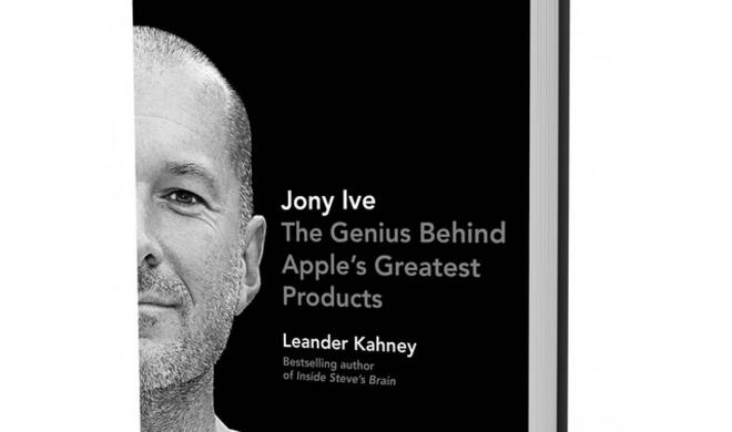The Genius Behind Apple's Greatest Products: Ive-Biographie ab sofort als E-Book erhältlich