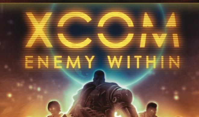 XCOM - Enemy Within: Erweiterung zum Strategiespiel XCOM - Enemy Unknown erschienen