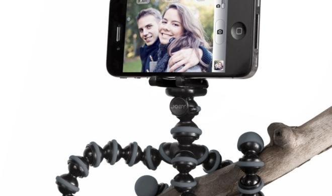 Im Test: Joby GripTight GorillaPod Stand, kompaktes Smartphone-Stativ für iPhone & Co.