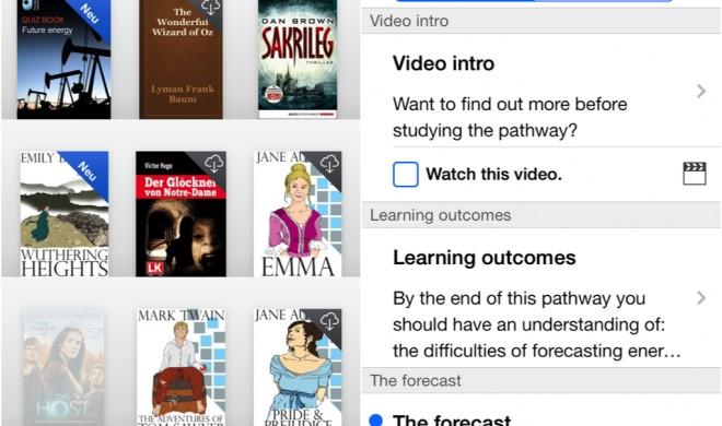 Apple überarbeitet iBooks und iTunes U für iOS 7